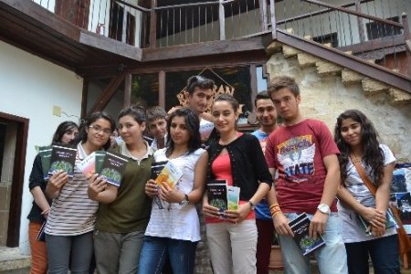 Genç Kozanlılardan, bilgi yarışması