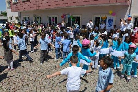 Gençlik merkezi üyeleri eğlendi