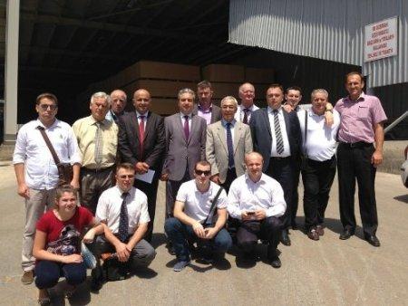 GESİAD, Bosna Hersekli işadamlarını ağırladı