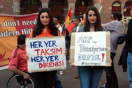 Gezi Park bahane, eğlence şahane