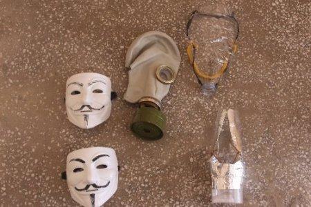Gezi Parkı eylemcilerinde molotof bombası iddiası