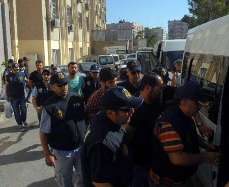 Gezi provakasyonunda gözaltına alınan şüpheli polis nezaretinde LYS'ye girdi