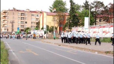 Giresun polisinden maç sonrası çıkan olaylarla ilgili açıklama