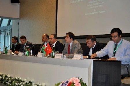 Girişimcilik tecrübesini Bakü'de paylaştılar