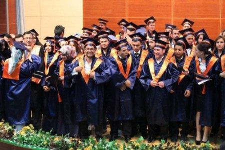 GÜ İletişim Fakültesi, ilk mezunlarını verdi