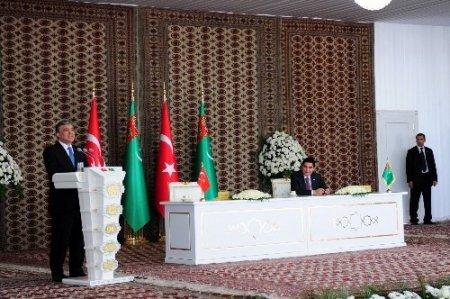 Gül, Türk Üniversitesi'nin temelini attı
