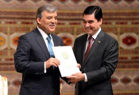 Gül'ün Türkmenistan ziyareti ikili ilişkilere yeni bir ivme kazandırdı