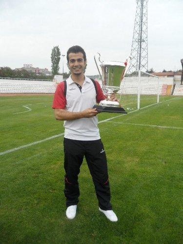 Gümüşhane'nin ve Kahramanmaraş'ın şampiyonluğu en büyük dileğim