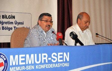 Gündoğdu: Komşu ülkeler istikrar istiyor, bunun için de PKK'yı kabul etmiyorlar