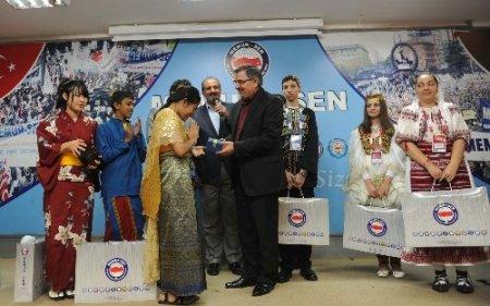 Gündoğdu: Olimpiyat çocukları dünyadaki yeni temsilcilerimiz