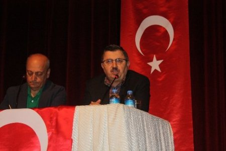 Gündoğdu : Terörün bittiği, acıların sona erdiği bir Türkiye istiyoruz