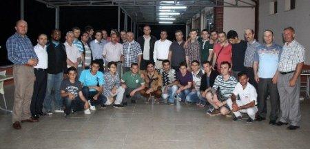 Gürcü üniversitelerinde okuyan 17 öğrenci Beşikdüzü'nü ziyaret etti