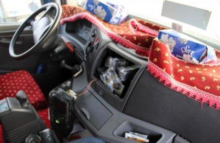 Habur Sınır Kapısı'nda kaçak cep telefonu ele geçirildi