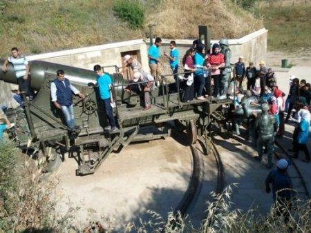Hasankeyf'ten 70 kişi Çanakkale gezisine katıldı