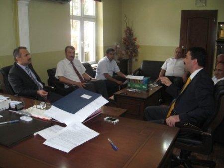 Hassa'da çiftçi ve hayvan yetiştiricilerine sertifika dağıtıldı