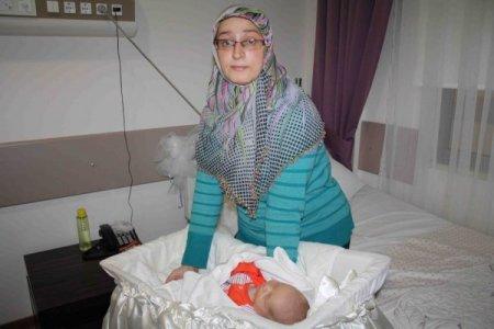 Hastanelerde anne oteli dönemi başlıyor, anneler bebeklerinden ayrı kalmayacak