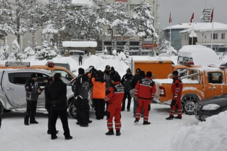 Hizan'da kaybolan 2 amcaoğlu için arama kurtarma ekibi gönderildi