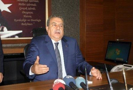 İçişleri Bakanı Güler: Kaos alanlarından kimse birşey elde edemez