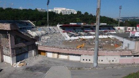 İnönü Stadı'nın son hali