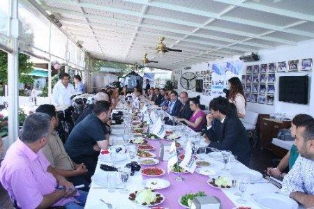 İskenderun Limanı'na 1.5 yılda 200 milyon dolarlık yatırım yapıldı