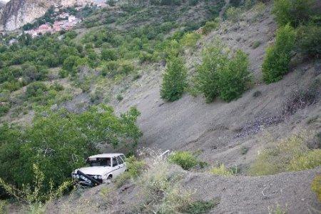 İskilip'te trafik kazası: 5 yaralı