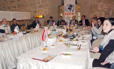 İspanyalı misafirler Türk yemeklerine hayran kaldı