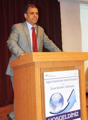 İstanbul Milli Eğitim Müdürü'nden öğrencilere liderlik dersi