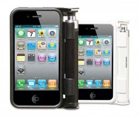 İsviçreli firma IPhone'a biber gazı püskürtme aparatı ekledi