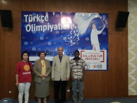 'İzmir'de yüz binleri Türkçe Olimpiyatları'na bekliyoruz'