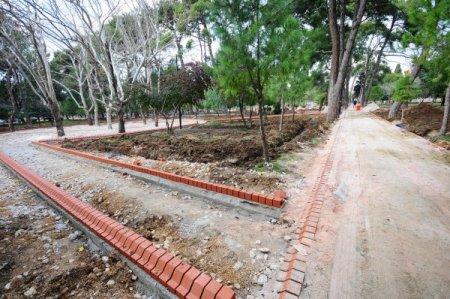 İzmir'deki Hasanağa Bahçesi 4 milyon liraya yenileniyor
