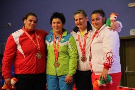 Judo'da Belkıs Zehra Kaya ile Feyyaz Yazıcı bronz madalya kazandı