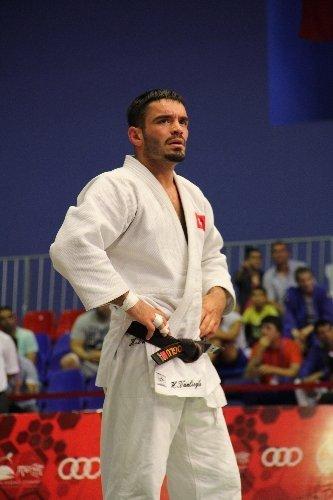Judo'da Hasan Vanlıoğlu finale yükseldi