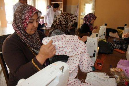 KAÇEM kurslarına 228 kadın katıldı