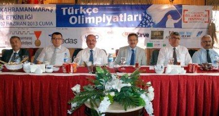 Kahramanmaraş, Türkçe Olimpiyatları'na hazır