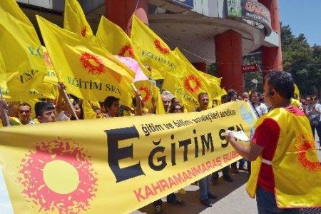 Kahramanmaraş'ta Gezi Parkı'ndaki olaylar protesto edildi
