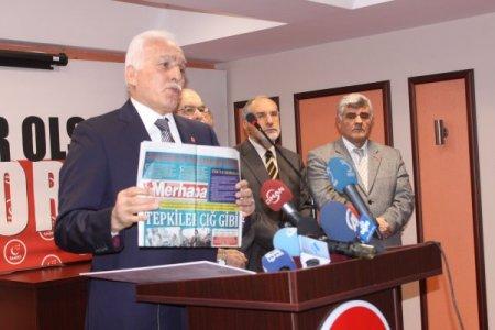 Kamalak: Türkiye'ye gelen Patriotların bize bir maliyeti olacak