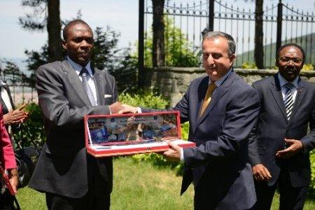 Kamerun'dan Bursa'ya işbirliği çağrısı
