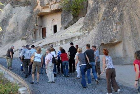 Kapadokya'da film ve belgesel çekimleri yapıldı