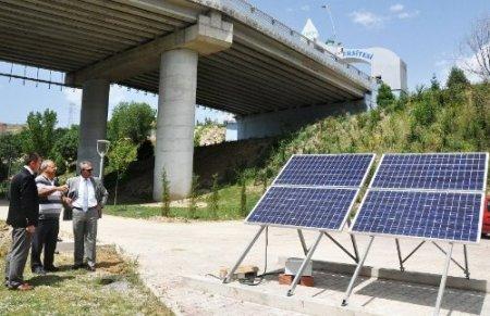 Karabük Üniversitesi, güneş enerjisiyle çalışan su pompası geliştirdi
