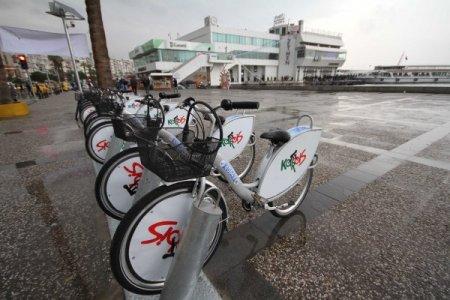 Karşıyaka'da ücretsiz bisiklet günleri başlıyor