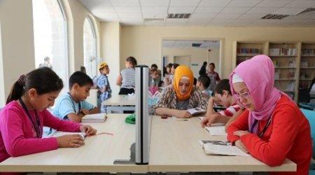 Kayaşehir Necdet Yıldırım Bilgievi'ne yoğun ilgi