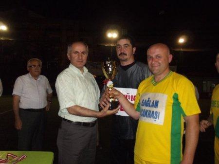Kaymakamlık kupası, Sanayi Esnafspor'un