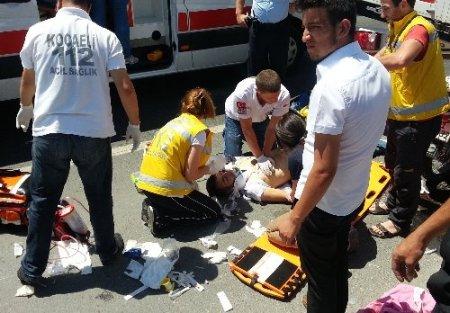 Kazada ağır yaralan genç öldü, arkadaşı hastanede