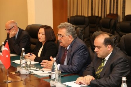 Kazakistan-Türkiye arasındaki ticaret hacmi gerçek potansiyeli yansıtmıyor