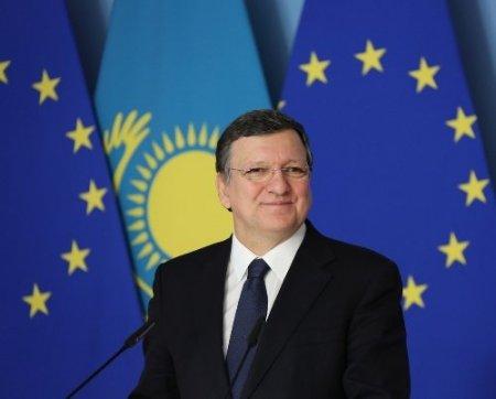 Kazakistan ve AB arasında işbirliği anlaşması
