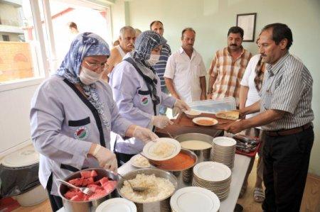 Kepez'deki hasta konukevinde geçen yıl 968 kişi kaldı