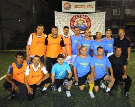 KEYDER 10. Yıl Futbol Turnuvası sona erdi