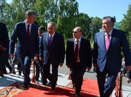 KGAÖ Zirvesi Kırgızistan'da yapıldı