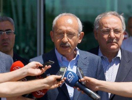 Kılıçdaroğlu, Taksim'e gitmek için İstanbul'a geliyor