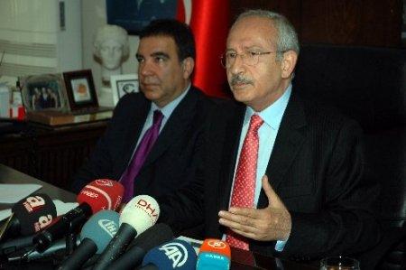 Kılıçdaroğlu: Başbakan'ın halen yüzde 50'den söz etmesi çok tehlikeli